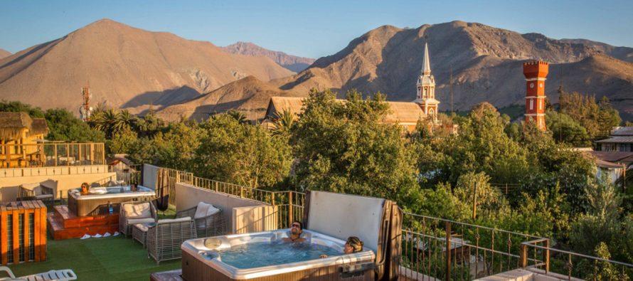 Se mantiene alta llegada de turistas: 85% promedio de reserva en alojamientos de Vicuña y Paihuano