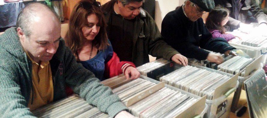 """Feria Itinerante """"Vinilo Es Cultura"""" trae a La Serena la música en su formato más puro"""