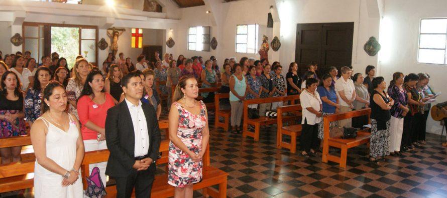 Con Misa de Mujeres la comuna de Paihuano conmemora su día