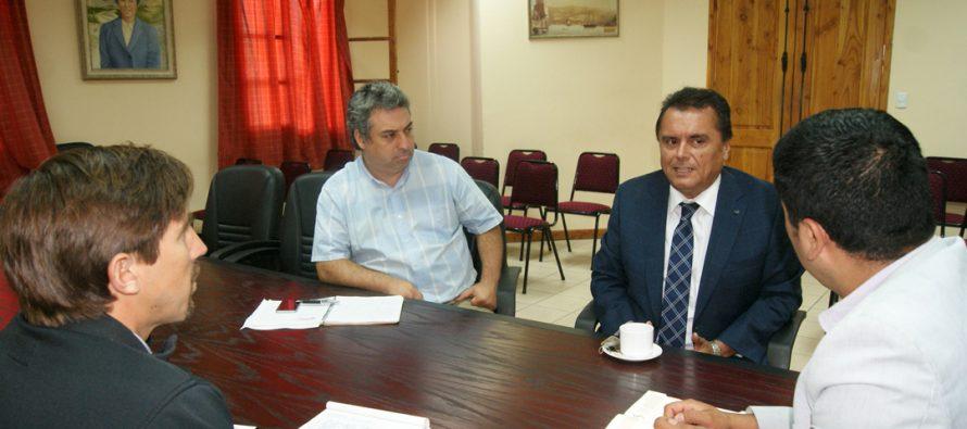 Analizan posibilidad de instalar sucurcal de BancoEstado en Paihuano