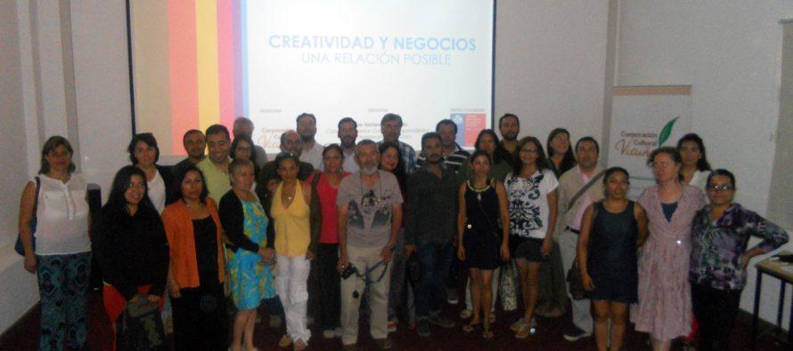 COWORK: Comienza Seminario y Taller de Emprendimiento Cultural y Creativo en Vicuña