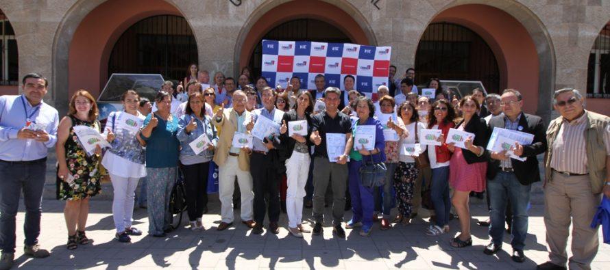 Autoridades regionales se capacitan para el Censo del 19 de abril