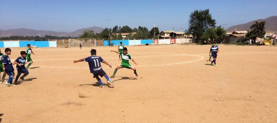 Club Deportivo El Romero jugó al Copa de la Amistad con Verde Mar
