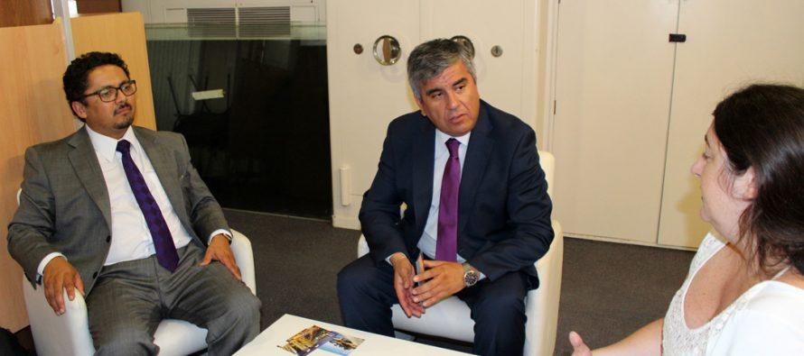 Vicuña potenciará el turismo mediante gestiones y convenios firmados en Buenos Aires