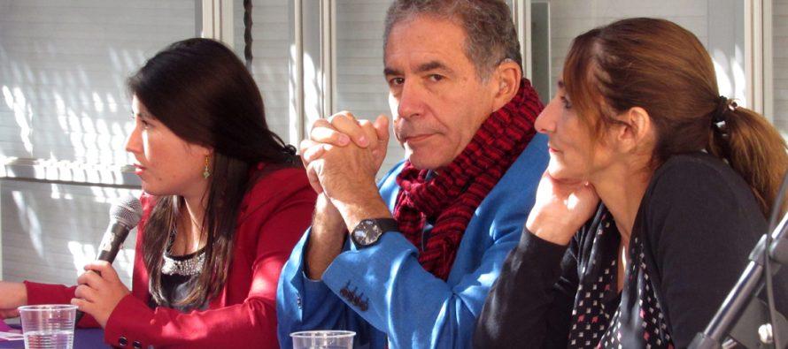 Más de 70 mujeres asistieron a conversatorio sobre el feminismo y Gabriela Mistral en Vicuña