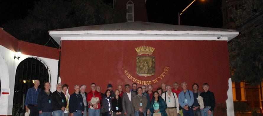 Revista astronómica Sky & telescope visitó a Vicuña dentro de sus destinos turísticos del 2017