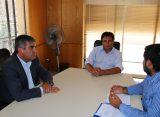 Alcalde de Vicuña continúa trabajo en terreno con los miembros socios de la AMRC
