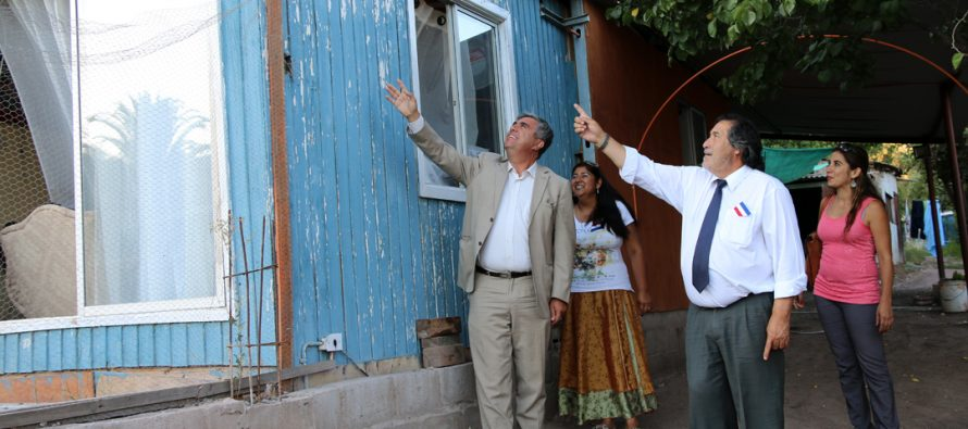 Vecinos de Huancara trabajan en seguridad del sector con instalación de alarmas comunitarias