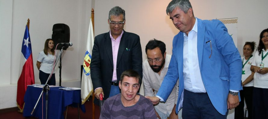 Personas en situación de discapacidad en Vicuña tendrán descuentos en comercio local