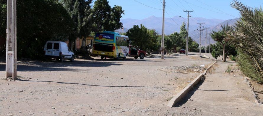 Pavimentación de calle Las Palmeras de Marquesa será una realidad este 2017