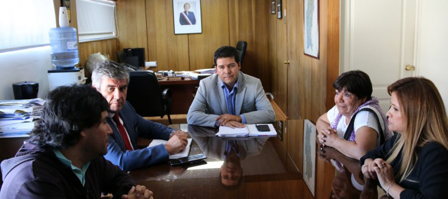 Buscan concretar viviendas para 49 familias de las localidades de El Arrayán y La Calera