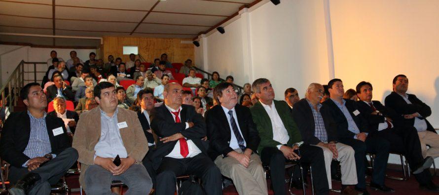 Autoridades analizan el fortalecimiento de la gestión y profesionalización de los municipios