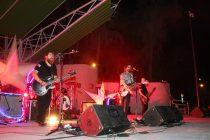 Concierto de Sergio Lagos y Los Gaffers cerró la Semana de las Estrellas en Vicuña