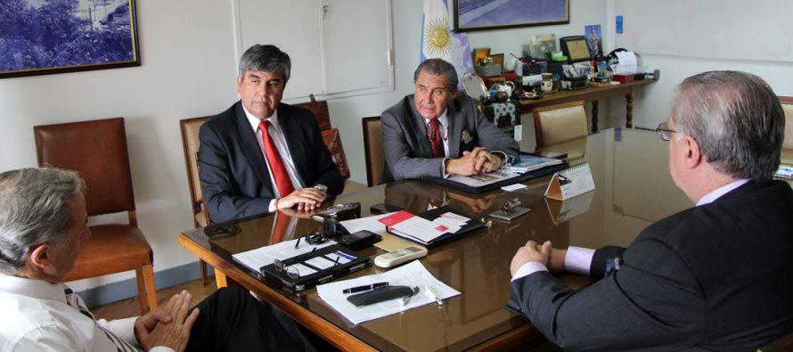 Vicuña se potenciará turísticamente mediante firma de acuerdos en Buenos Aires