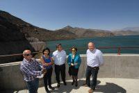 Embalse Puclaro: Norte de Chile compromete mejorar la cooperación  científica para el uso sustentable del agua
