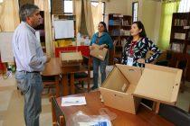 Valoran desarrollo del Censo 2017 en la comuna de Vicuña
