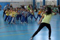 Hábitos de vida saludable se toman los establecimientos educacionales de Vicuña