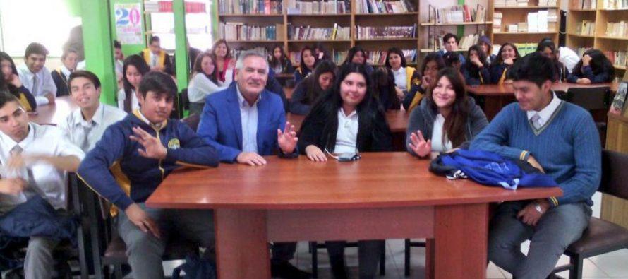 Estudiantes de Vicuña podrán acceder a preuniversitario gratuito para preparar la PSU