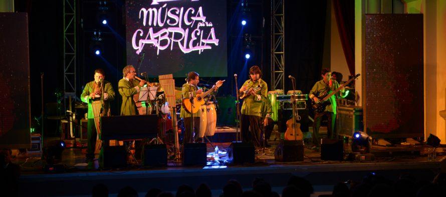 """Las artes plásticas, la composición y la poesía serán homenajeadas en una nueva versión de """"Música para Gabriela"""""""