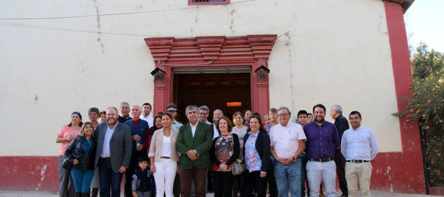 """San Isidro inicia el camino para ser un """"Pueblo Típico"""" reconocido por Monumentos Nacionales"""