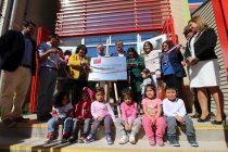 Inauguran nuevo jardín infantil con sello participativo en Vicuña