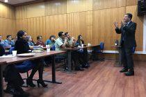 Dirigentes Sociales de Elqui entregan inquietudes y dudas sobre descentralización y seguridad pública