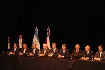 Con nuevos acuerdos concluye en Argentina el XXVI Comité de Integración Agua Negra