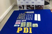 PDI detiene a 4 personas por vender droga al interior de un domicilio en  Marquesa