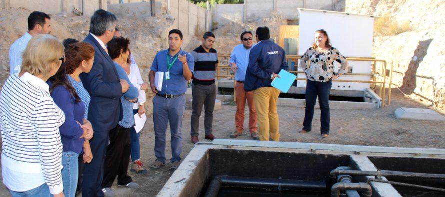 Invierten 180 millones en planta de tratamiento de aguas servidas en Gualliguaica
