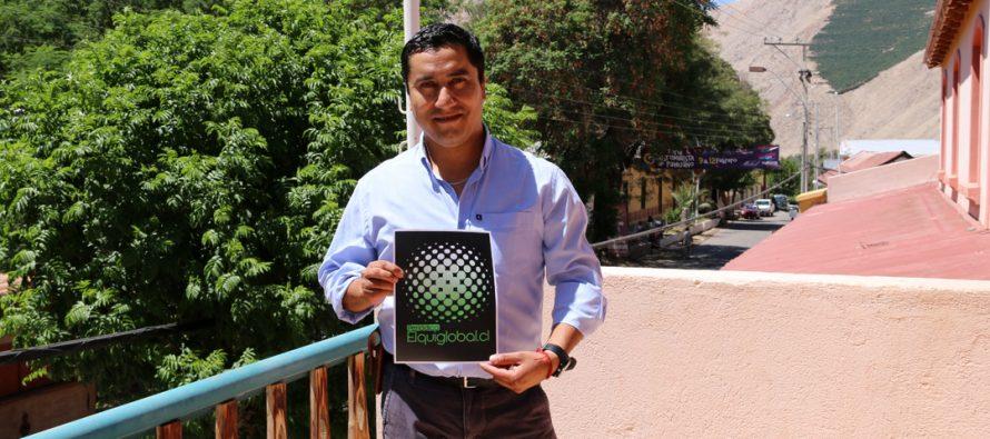 Alcalde de Paihuano es seleccionado como líder emergente y participa de importante pasantía en EEUU