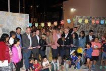 En la población Aguas de Elqui se inaugura nueva sede vecinal de Quiero Mi Barrio