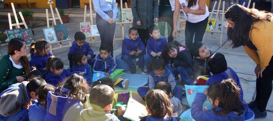 Con diversas actividades Museo Dibam de Vicuña celebró el Día del Libro y el Derecho de Autor