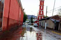 Lluvias en Vicuña