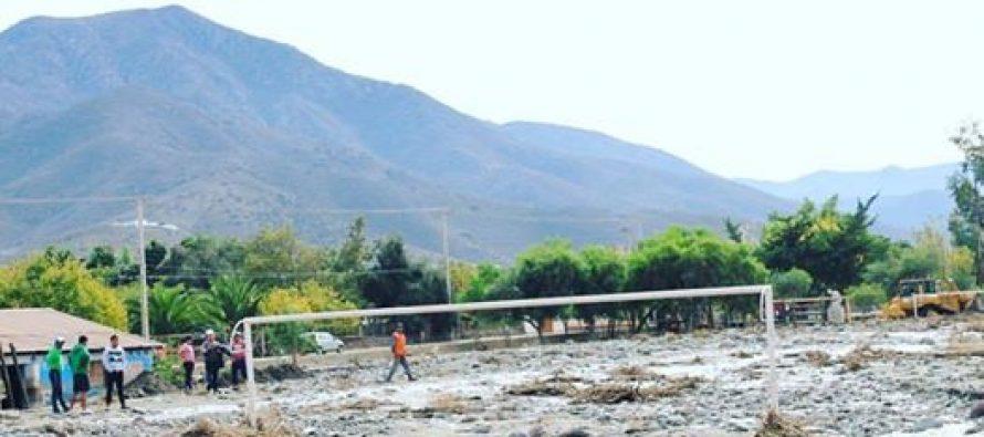 Club Deportivo Marquesa perdió todo con salida de la quebrada