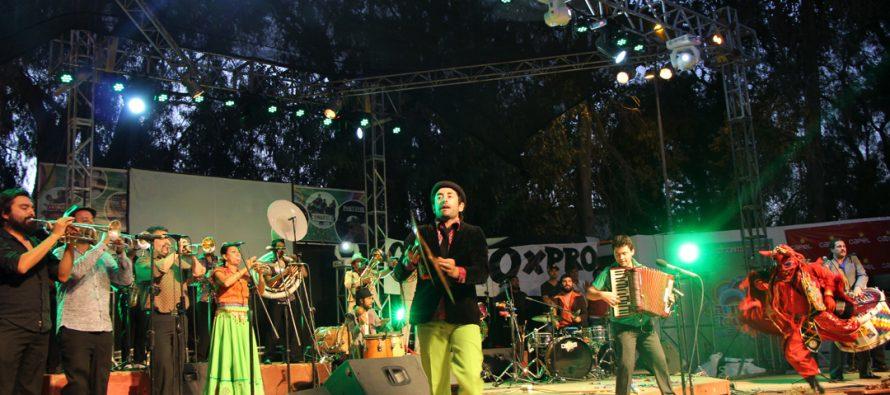 Banda Conmoción animará la Fiesta de Denominación de Origen Pisco en Vicuña