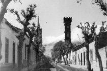 Ex calle Maipú en Vicuña