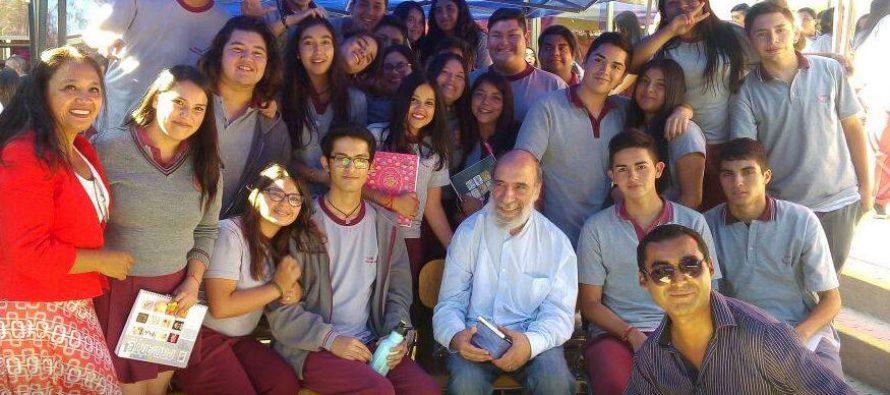 Invitan a niños y niñas de la comuna de Vicuña a participar de escuela literaria