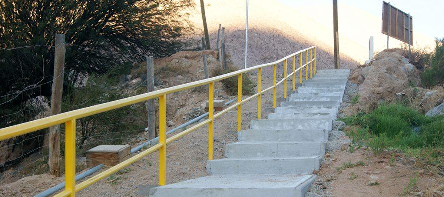 Destacan obras que se desarrollan en Paihuano a través del Gobierno Regional y la SUBDERE