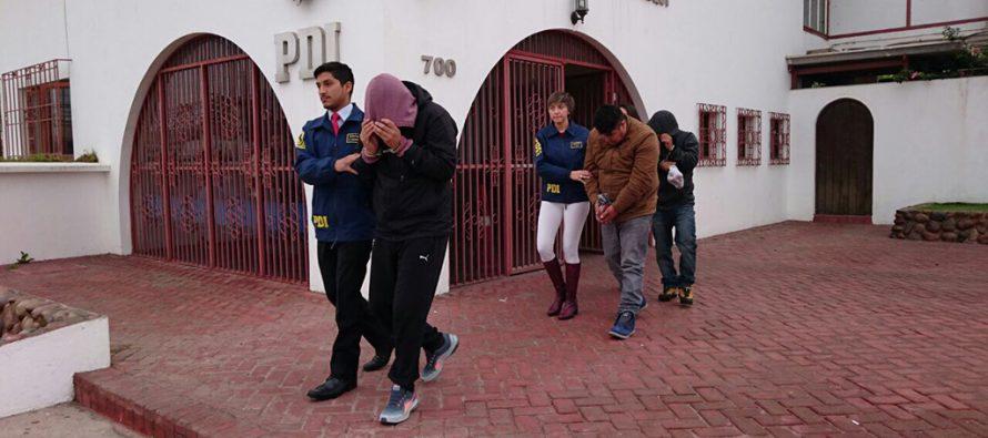 En prisión preventiva quedaron tráficantes detenidos por la PDI en el Valle del Elqui
