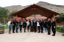 Candidatas Miss XL disfrutan los últimos días antes de la elección en el Valle del Elqui