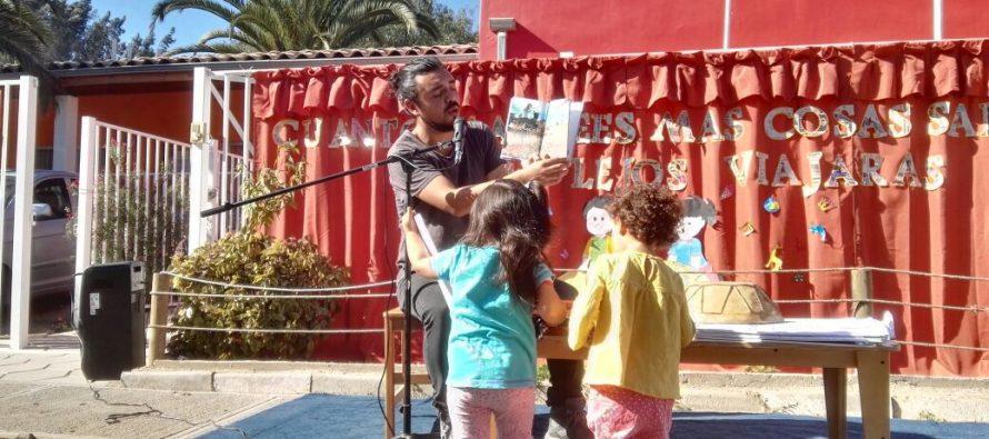 Biblioteca Pública Altovalsol celebró el Día del Libro junto a su comunidad