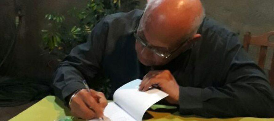 Ciudadano libanés residente en Vicuña lanza libro sobre su experiencia en la guerra de Irak