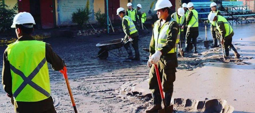 Suspenden clases en Marquesa, Talcuna y Viñita Alta