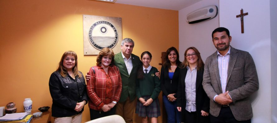 Jóvenes de Vicuña utilizan convenio con UNSJ para estudiar gratis en Argentina