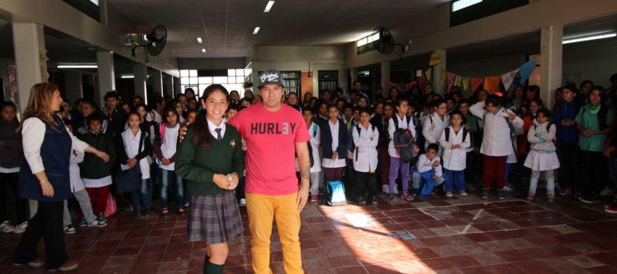 Vicuña resalta figura de Gabriela Mistral en la Provincia de San Juan