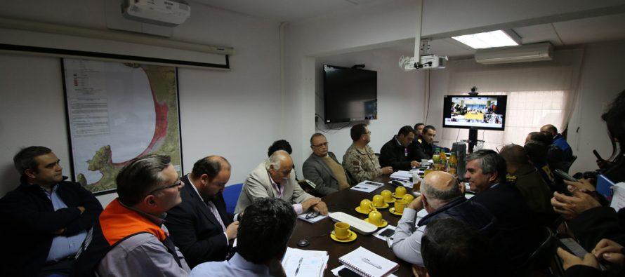 En Vicuña avanzan las coordinaciones a raíz de frente de mal tiempo anunciado para la región