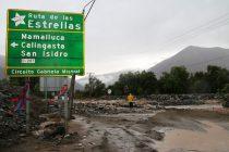 Alerta Amarilla: Se esperan entre 20 y 40 milímetros para el Valle del Elqui