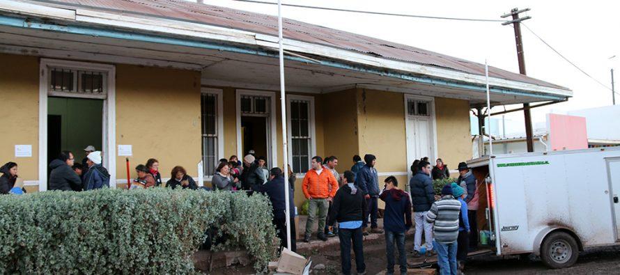 La bajada de las quebradas y la solidaridad marcaron el nuevo frente climático en Vicuña