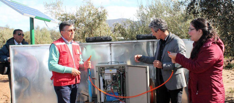 INIA lanza proyecto que permite monitorear la calidad del agua subterránea y superficial en Río Elqui