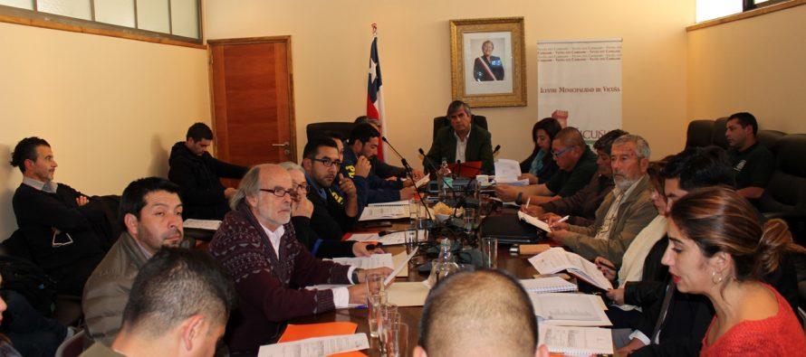 Proponen hacer campañas preventivas en Vicuña en IV Consejo Comunal de Seguridad Pública